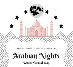 Arabian Nights Graphic