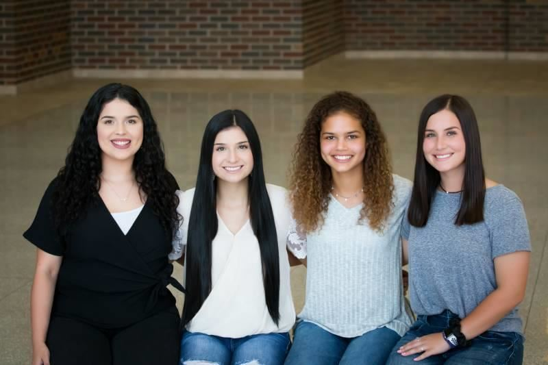 2019 Homecoming Queen Nominees