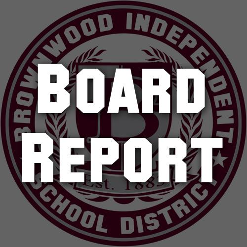 Board Report Graphic