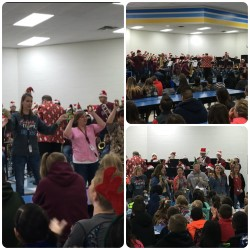 BHS Jazz Band Performs at Coggin Intermediate