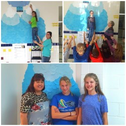 CIS 5th and 6th Grade Students Join the Cool Blue Club