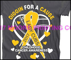 BMS Diggin' for a Cause Fundraiser to Benefit Family of Student with Brain Tumor