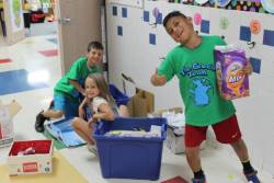Woodland Heights Green Team Focuses on Leadership and Celebrates 10 years of Recycling Success