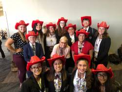 Brownwood HOSA Students Participate in International Leadership Conference