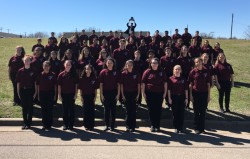 Brownwood Middle School Band Earns Sweepstakes at UIL Concert & Sight-Reading Contest
