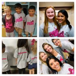 Pink Out Photos