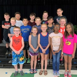 3rd Grade Star Students