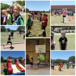Woodland Heights Elementary Students Enjoy Field Day
