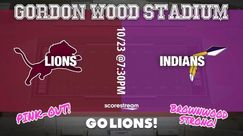 Pink-Out Game at Gordon Wood Stadium