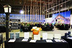 Gala Auction Table