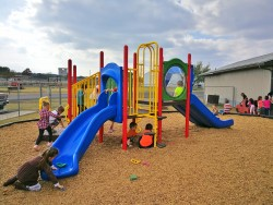 Successful Northwest Elementary Catalog Fundraiser Leads to New Playground