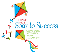 Helping Kids Soar to Success Graphic