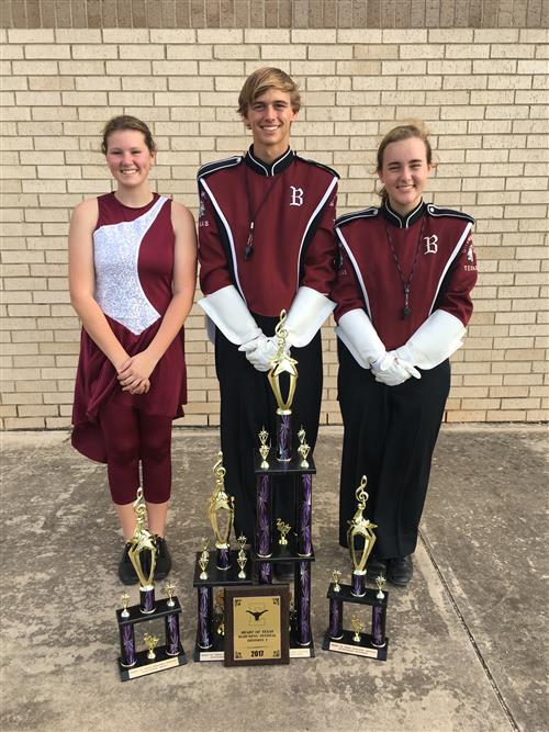 Heart of Texas Marching Contest 2017
