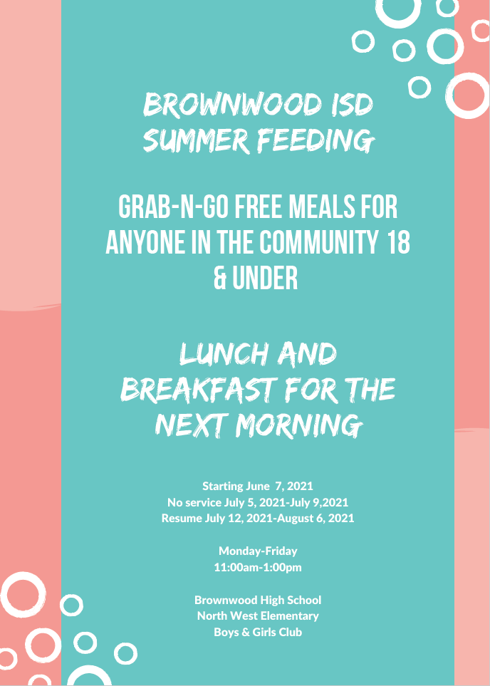 Summer Feeding Flyer Preview